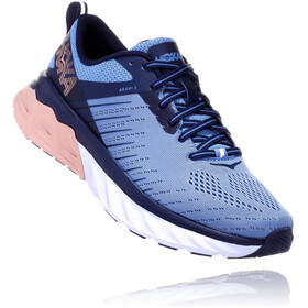 Hoka One One Arahi 3 Running Shoes Women Allure/Mood Indigo